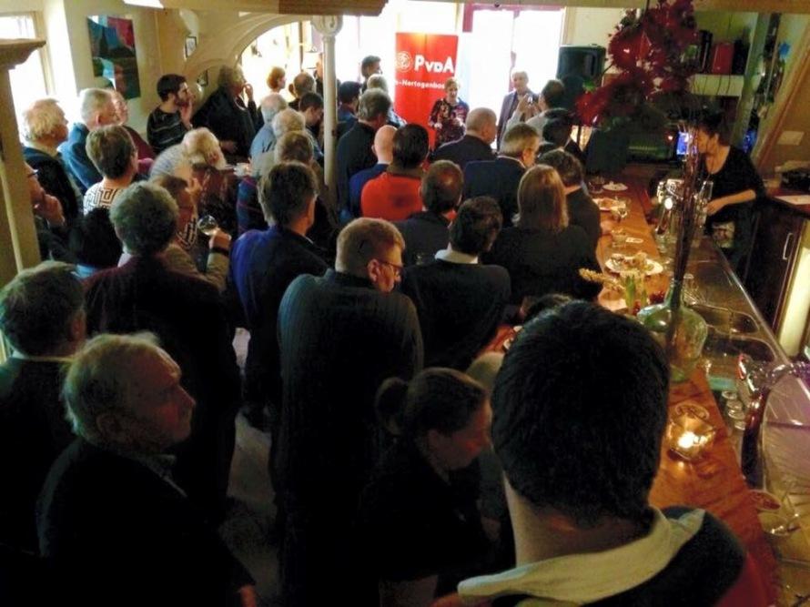 PvdA Brabant nieuwjaar